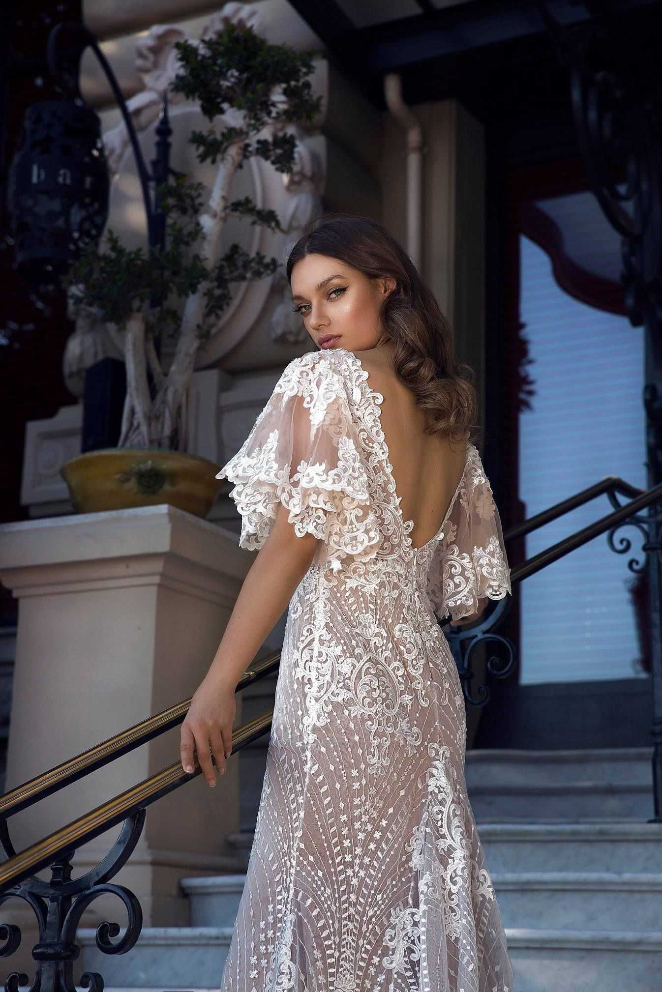 PARIS wedding dress,collection 2019 ONLY at Charmé Gaby Bridal Gown ...