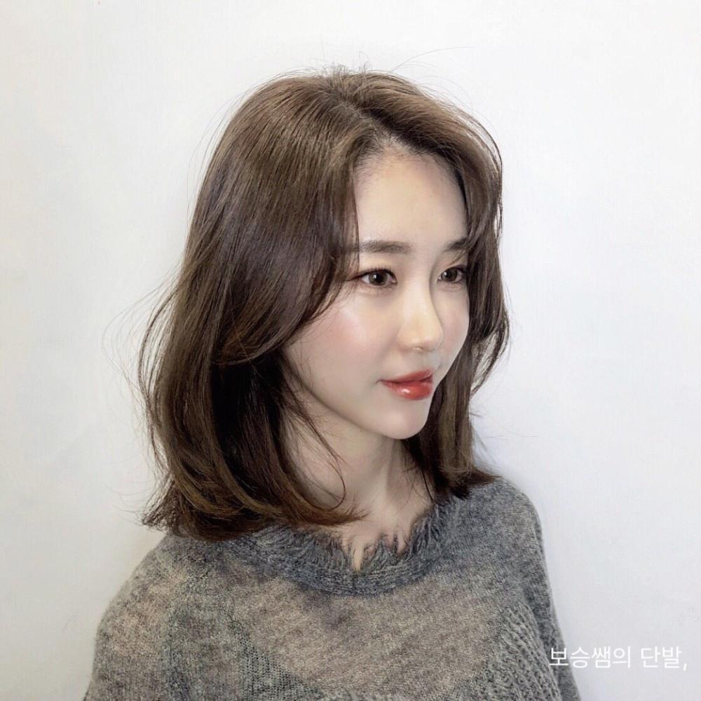 15대 여자 헤어스타일 / 15대 머리스타일 볼륨감이중요! : 네이버 ...