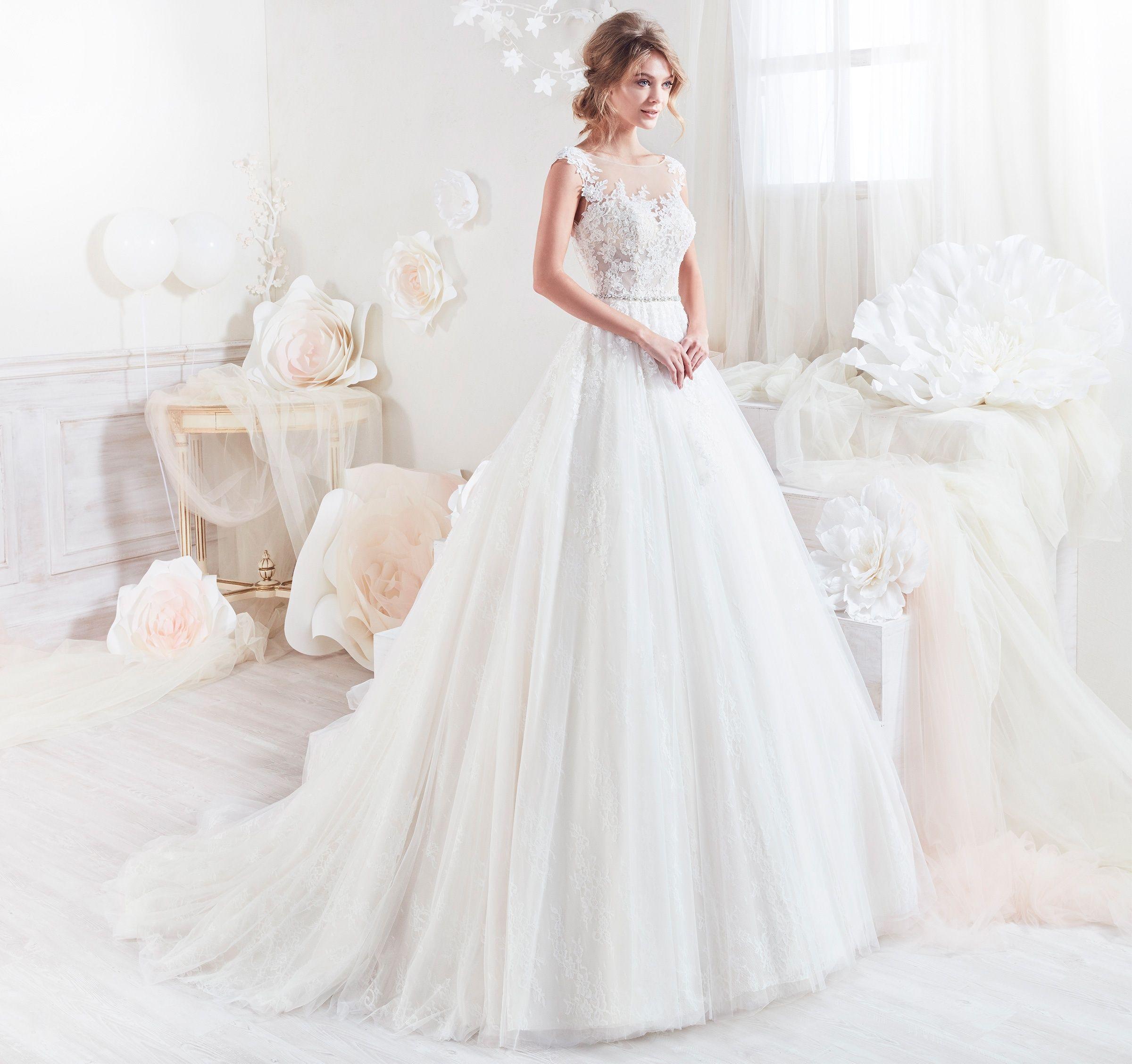 Abiti da sposa colet 2018 prezzi