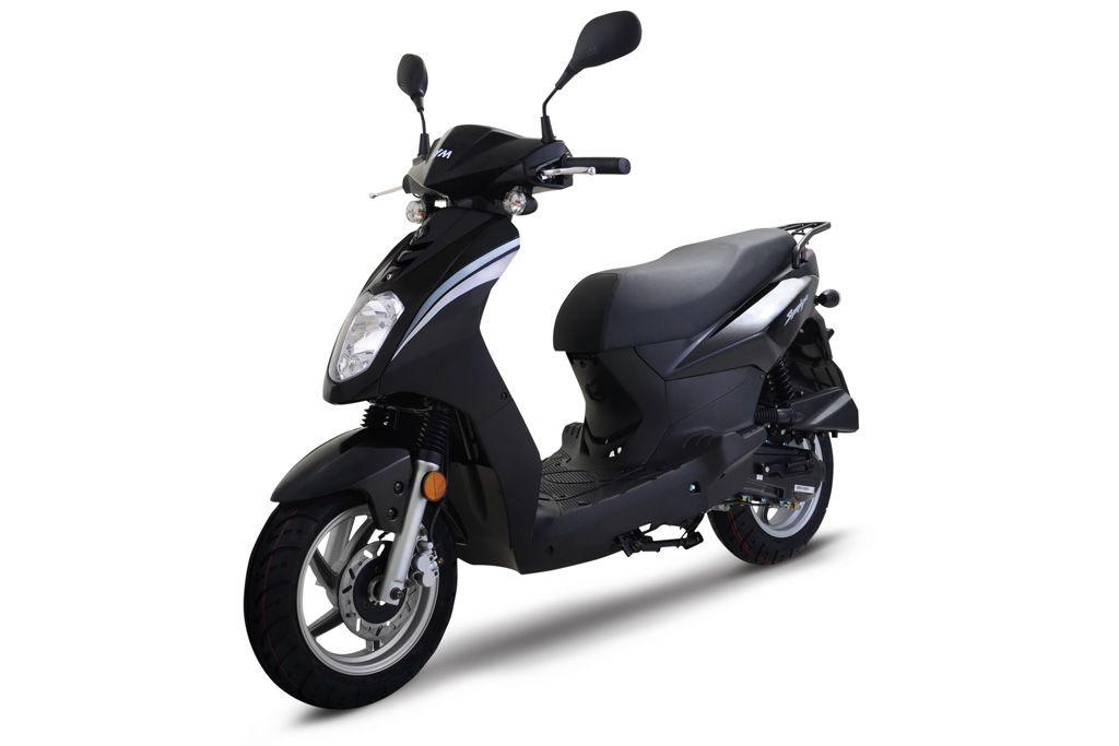 sym symply sym symply motorroller scooter maschine. Black Bedroom Furniture Sets. Home Design Ideas