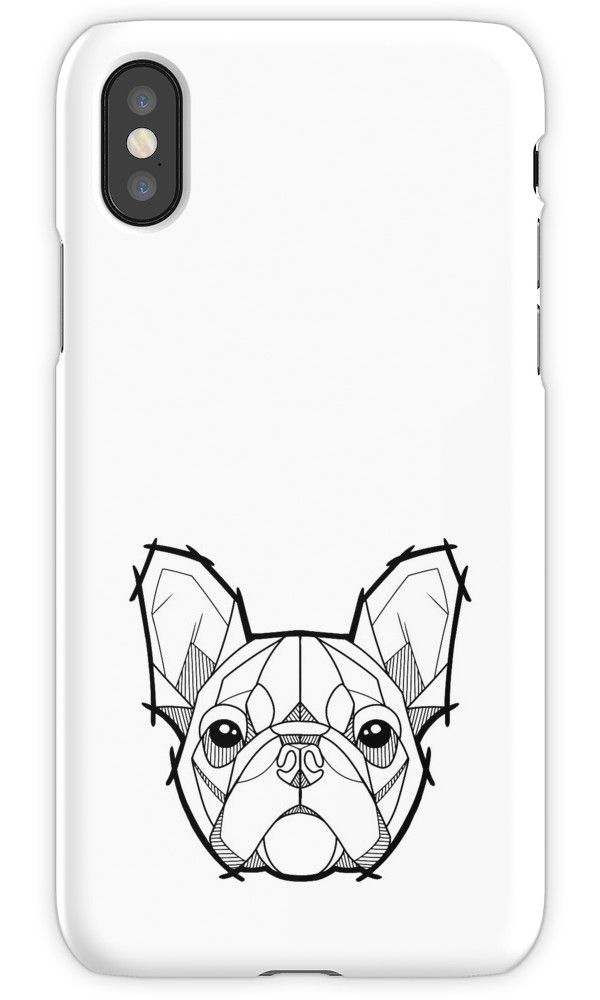 The French Bulldog | iPhone Case & Cover | Раскраски ...