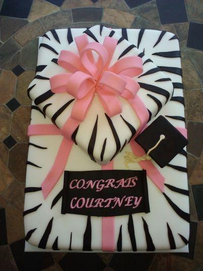 graduation cake By JReynolds on CakeCentral.com