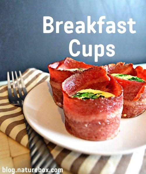 love the bacon wrap idea
