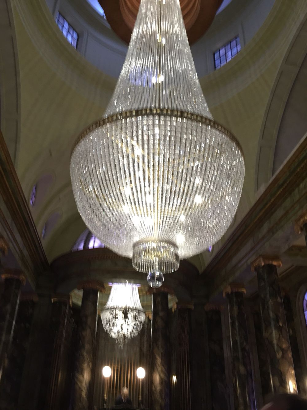 the latest b8291 c85e0 Chandelier in Harry Potter land | Harry Potter Universal ...