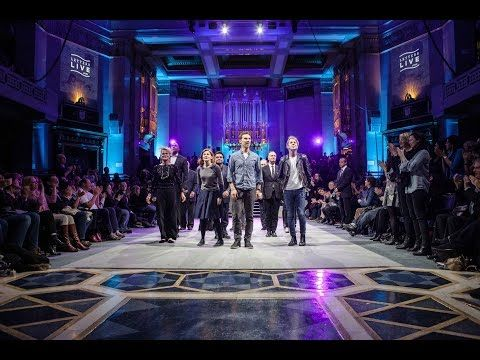 Tom Hiddleston. Letters Live at Freemasons' Hall, Covent Garden (March/April 2015) - YouTube
