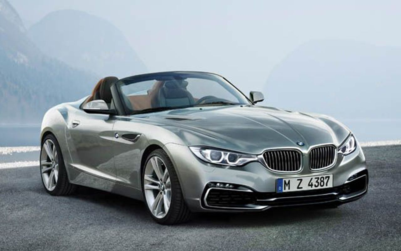 Next Gen 2017 Bmw Z4 Roadster Http Www