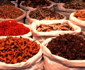 Great crash course in shelf-lifes of spices!