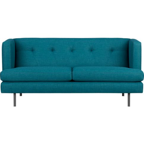 avec peacock apartment sofa in sofas | CB2 ($1,199.00) - Svpply