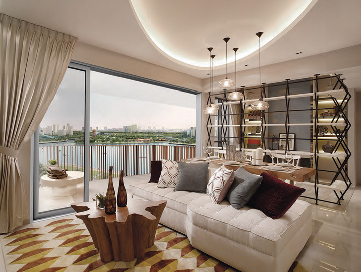 jurong At Lake Grande Condominium, you can enjoy a wide panoramic view of Jurong Lake and the city right at your own home. http://lake-grande-singapore.com