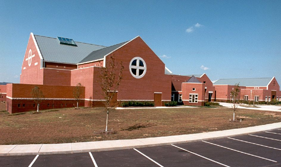 American Constructors Nashville Holy Family Catholic Church Brentwood Tennessee Holy Family Catholic Church Catholic Church