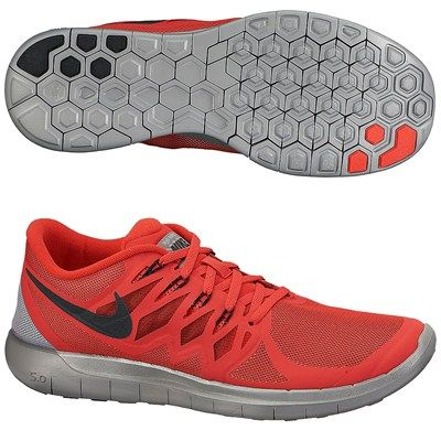 Nike Free 5.0 Flash Trainers Inspired by the bare foot created for All.  From the