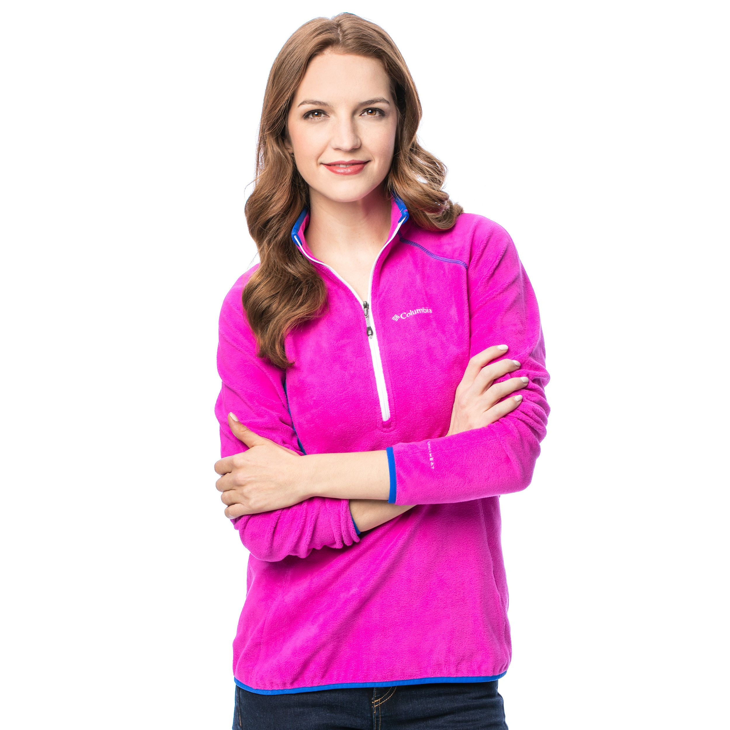Columbia Women's Heat 360 III 1/2 Zip Jacket