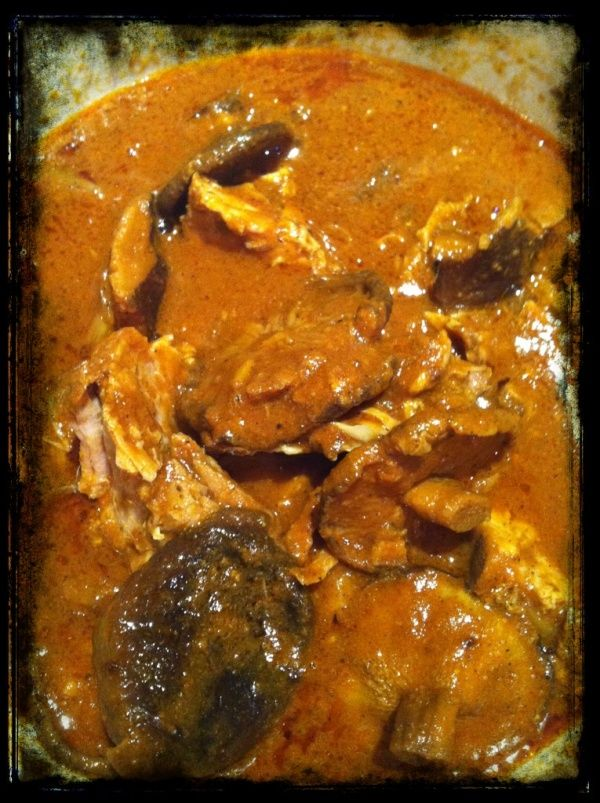 Crock Pot Coconut Curry Pork Recipe   Paleo inspired, real food - Click on the image to read #yummy pork slow cooker recipes