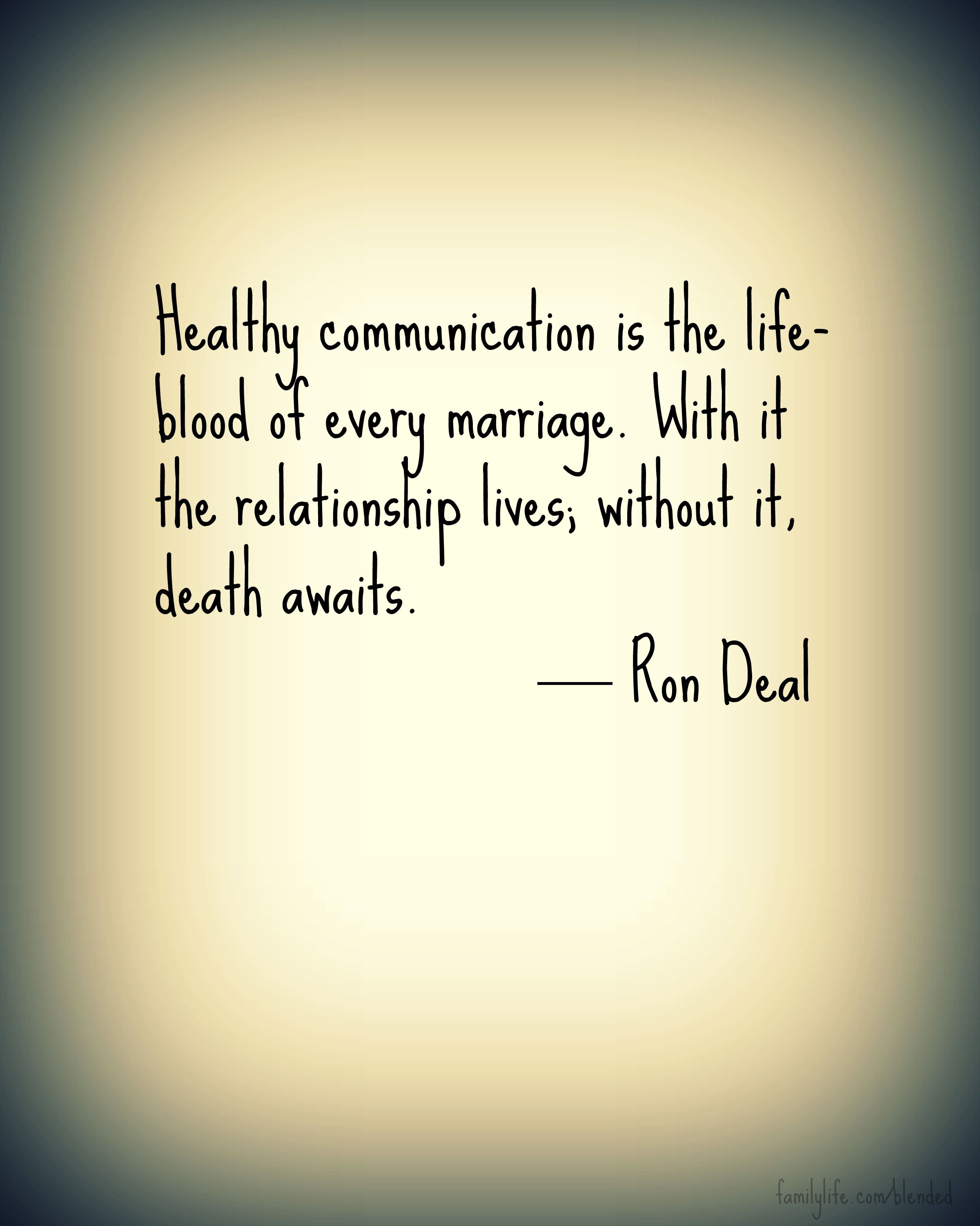 communication death and life Start studying chapter 16 death and dying learn when the entire brain ceases to function without life support compassionate communication.