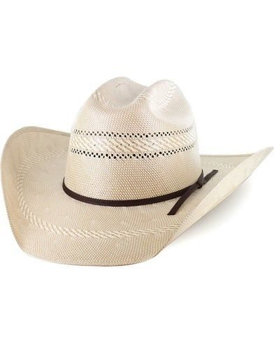 Cody James® Men s 50X Straw Hat in 2019  2ac6b912915c