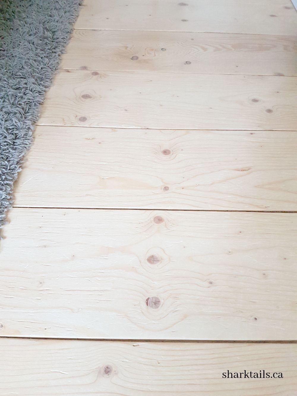 Plywood Floors Update How Are They Holding Up One Year Later Plywood Flooring Flooring Diy Flooring