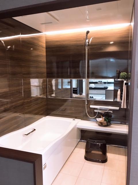 お風呂 浴室 プレデンシア 1坪サイズ 1616 の設置イメージ 高山