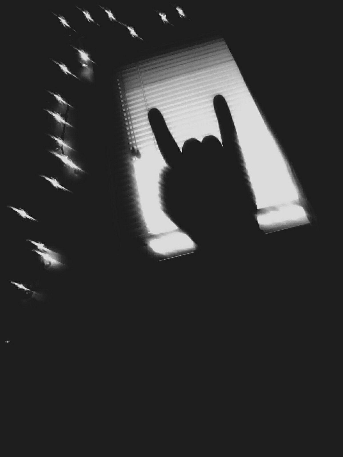Grunge rock photography