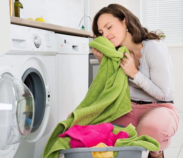 So wird deine Wäsche wieder ultrafrisch.