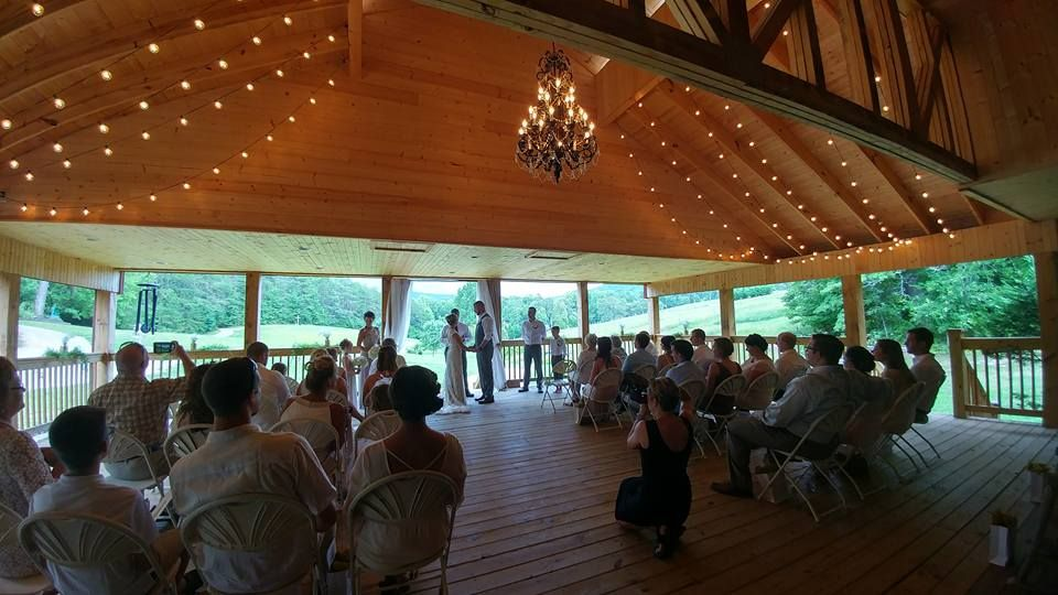 Pin by Sampson's Hollow on Outdoor Wedding Venue (With ...