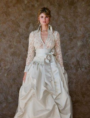 Scott Corridan White Chocolate Wedding Gown I Really Love This