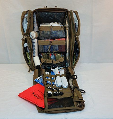 Medical Equipment: DCMB (Dobson Combat Medic Bag) The ...