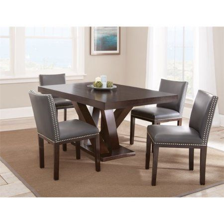 Steve Silver Furniture Tiffany Dining Table  Dining Room Prepossessing Steve Silver Dining Room Set Design Inspiration