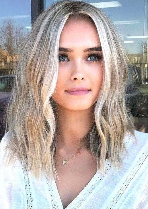 99 Catchy Hairstyles Ideas For 2019 To Try Now Medium Length Hair Styles Medium Hair Styles Hair Styles