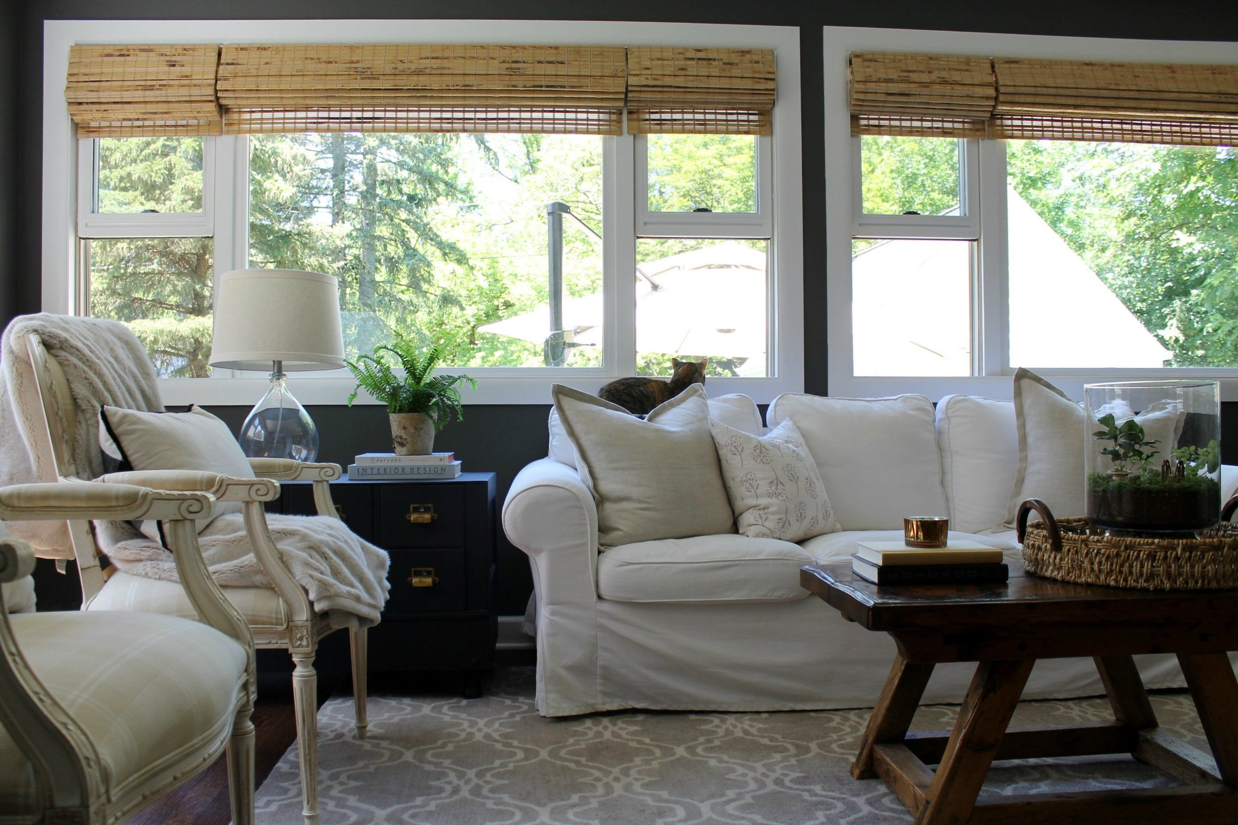 Small Home Style: Cape Cod Chicago Home Tour (With images ...