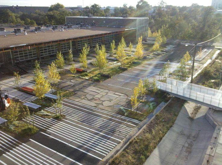 industrial landscape architecture
