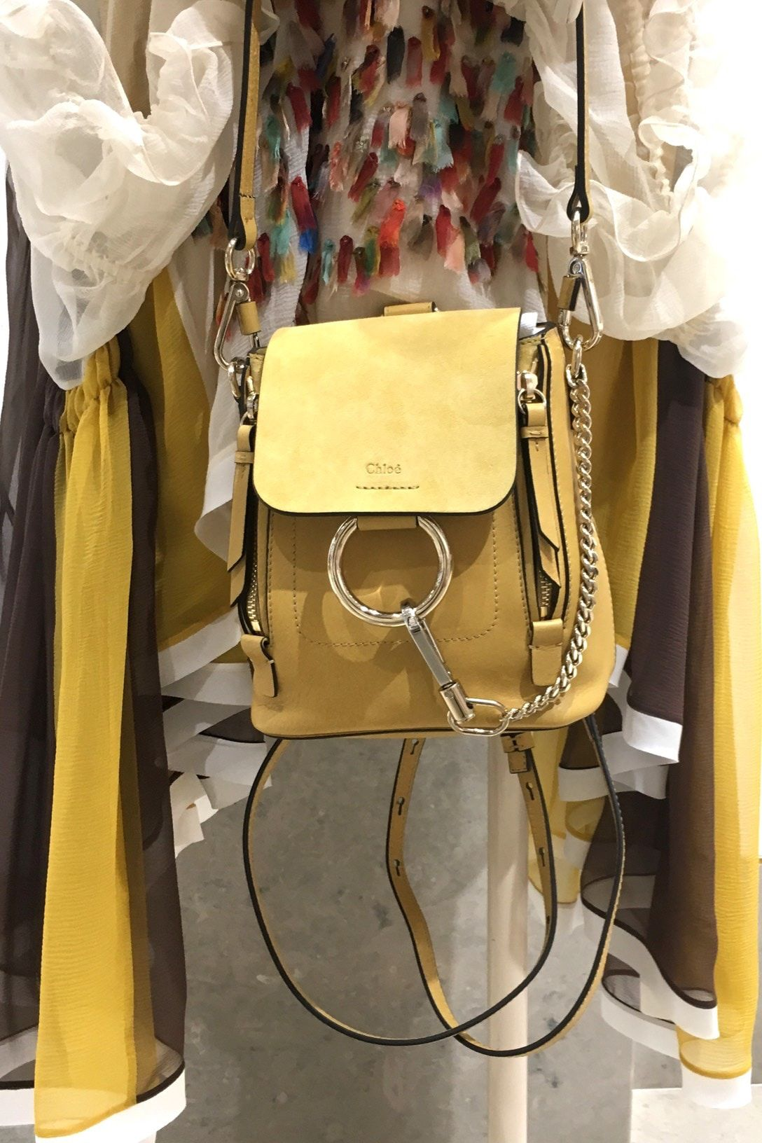 Small Faye Backpack from Chloé  3dccbe8c1423d
