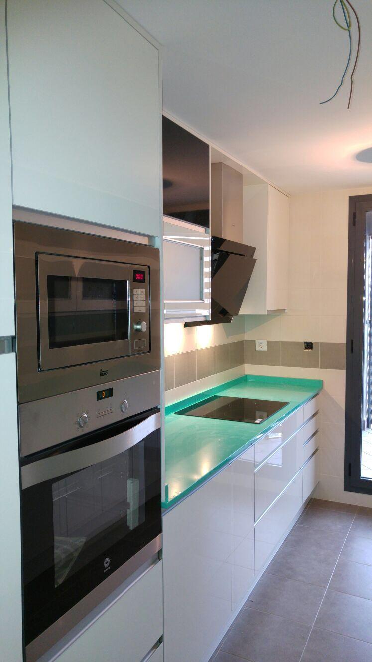 Cocina Luxe Muebles De Cocina Edymar Cocinas Instaladas  # Muebles Campo Gibraltar