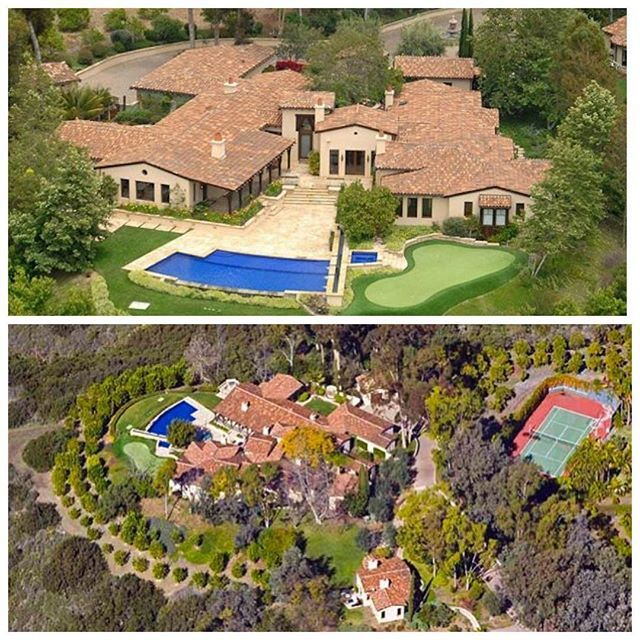 Attention Golf Fans Phil Mickelson S Rancho Santa Fe Estate Is For Sale And It S Gorgeous This 7 0 San Diego Real Estate Maine House San Diego Living