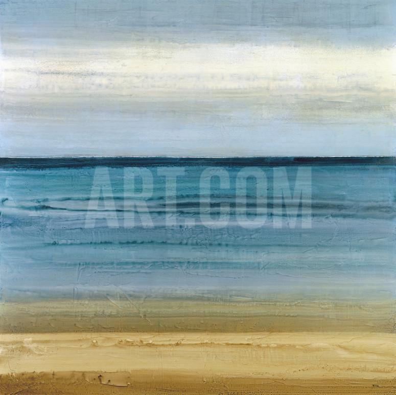 La Mer Art Print by Robert Holman at Art.com