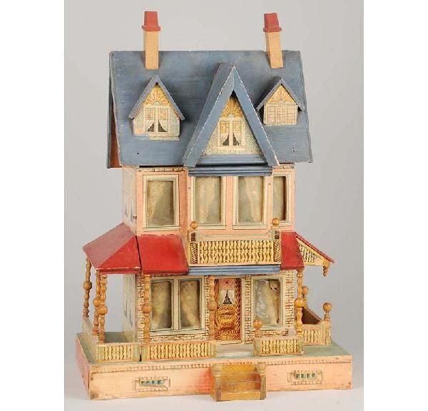 Bliss Doll House, ca.1896