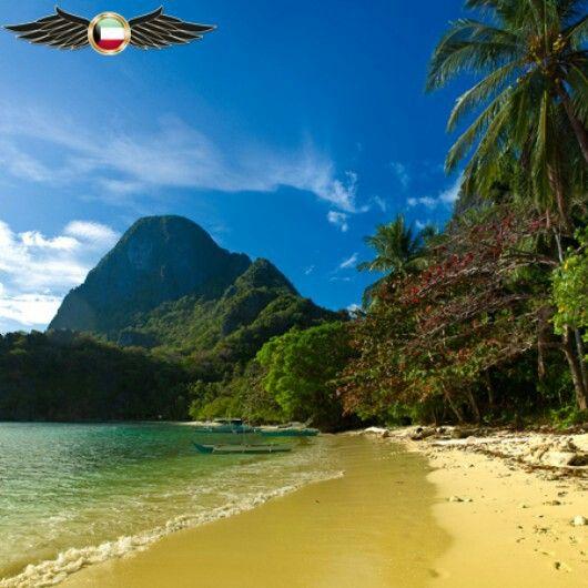 جاء في الترتيب الاول 1 Palawan Island Philippine 1 جزيرة بالاوان الفلبين بالاوان هي جزيرة ومقاطعة في الفلبين Palawan Philippines Tourist Spots