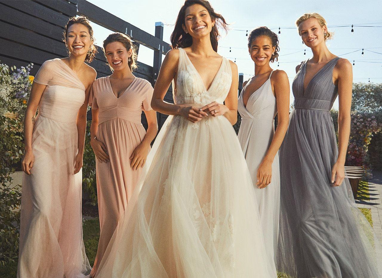 12 Best Bridal Salons In Chicago Il Vintage Inspired Wedding Dresses Wedding Dresses Vintage Bhldn Wedding Dress