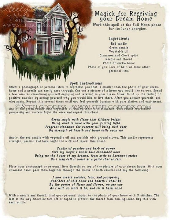 dream home im jus sayin magick witchcraft magic spells rh pinterest com