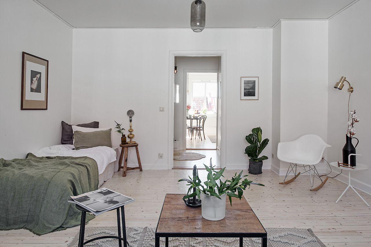 Scandinavian studio apartment Scandinavian studio apartment