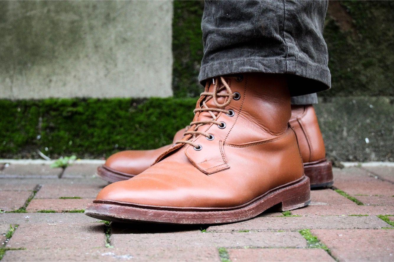 3b9e01ffe0c73 Tricker s - Burford. Classic plain boot