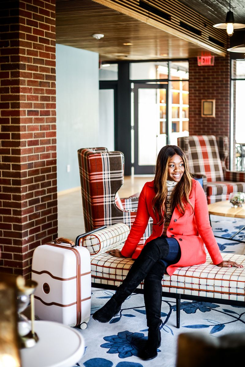 a staycation at hotel indigo old town alexandria alexandria rh pinterest com