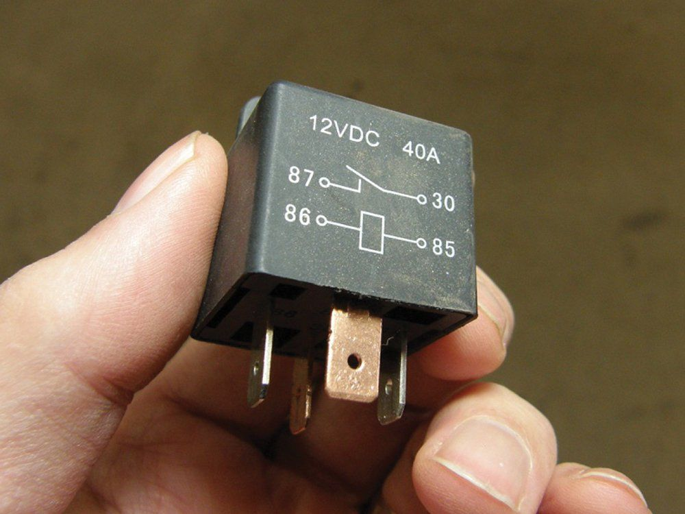 How to check for a faulty relay Grainews Relay