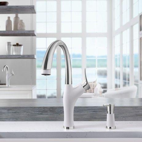 modern faucet design via blancoamerica more details on artona rh pinterest com