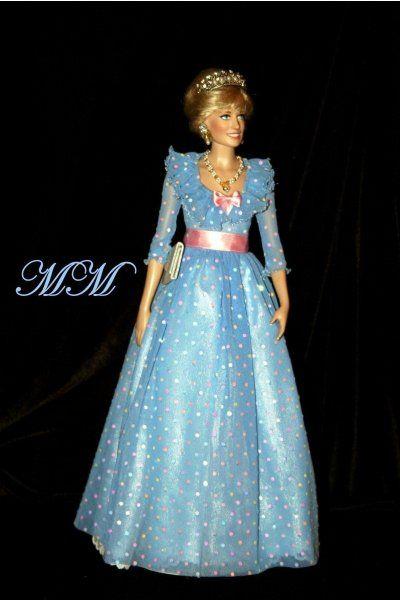 Princess Diana Dolls for Sale | Robes pour princess Diana doll ...