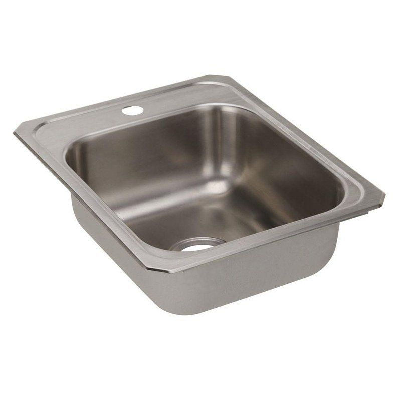 Celebrity CR1721 Single Basin Drop In Kitchen Sink - 846955