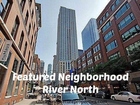 Chicago Signature Properties Featured Neighborhood: River North  #realestate