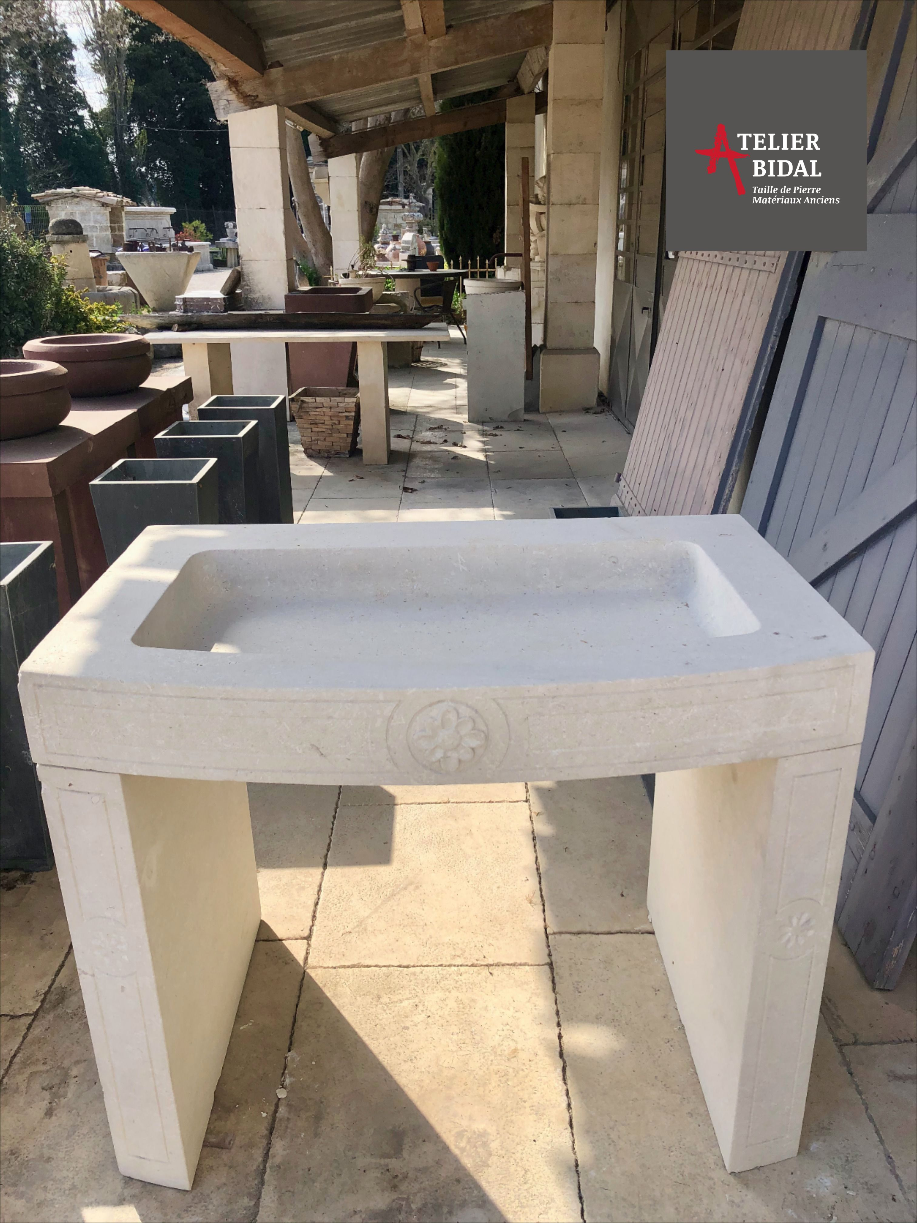 Epingle Sur Eviers Et Vasques En Pierre
