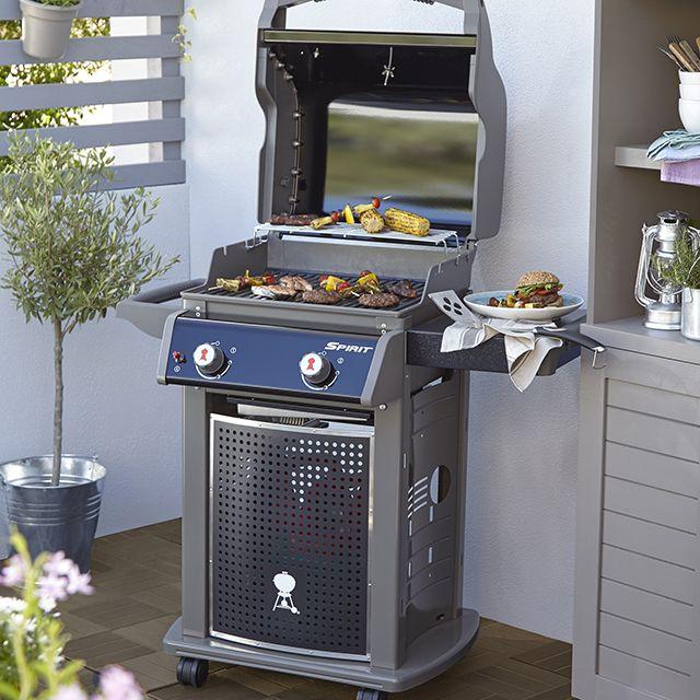 barbecue gaz weber spirit eo210 terrasses balcons pinterest petite terrasse bruleur. Black Bedroom Furniture Sets. Home Design Ideas