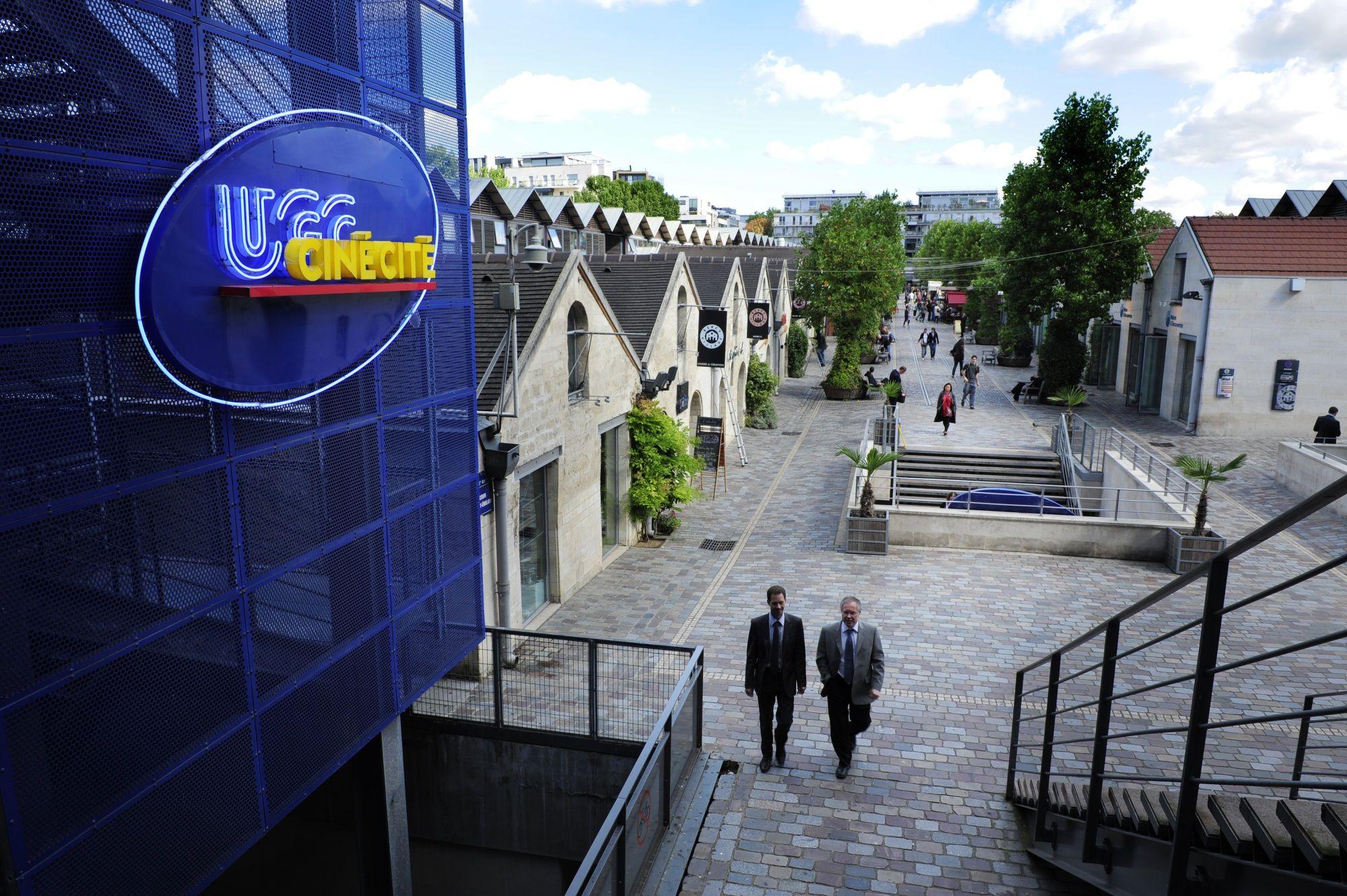 Cinéma Ugc Ciné Bercy Cour Saint-Emilion @Bercy Village Paris