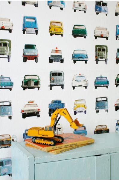 cars trucks decor for kids kids wallpaper room wallpaper car rh pinterest ca
